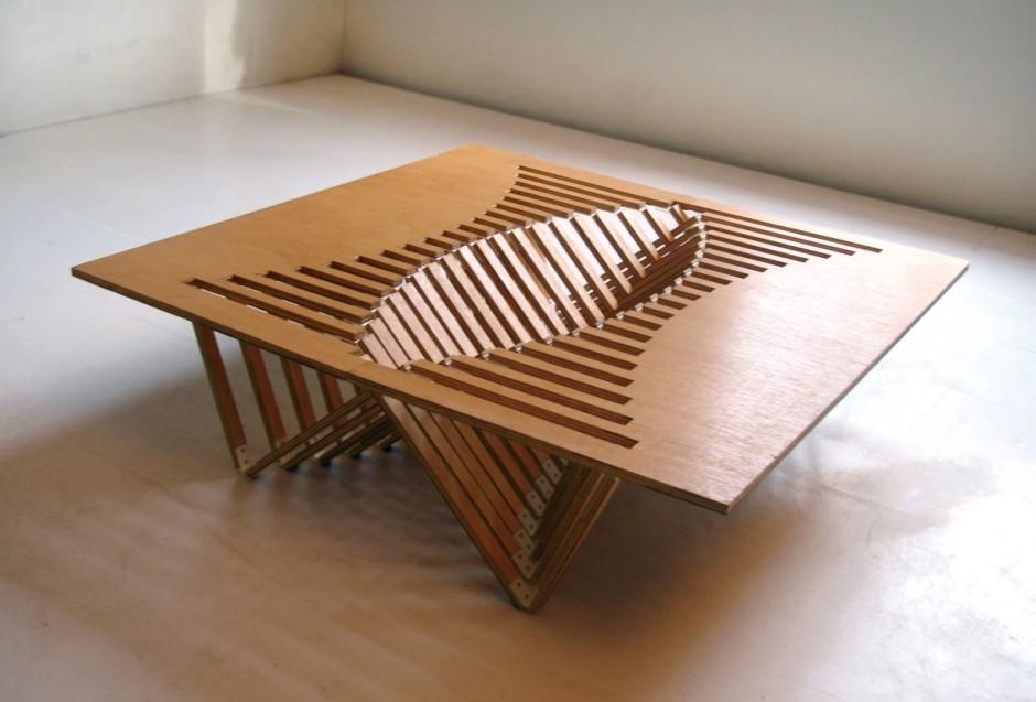 Как сделать красивый стол