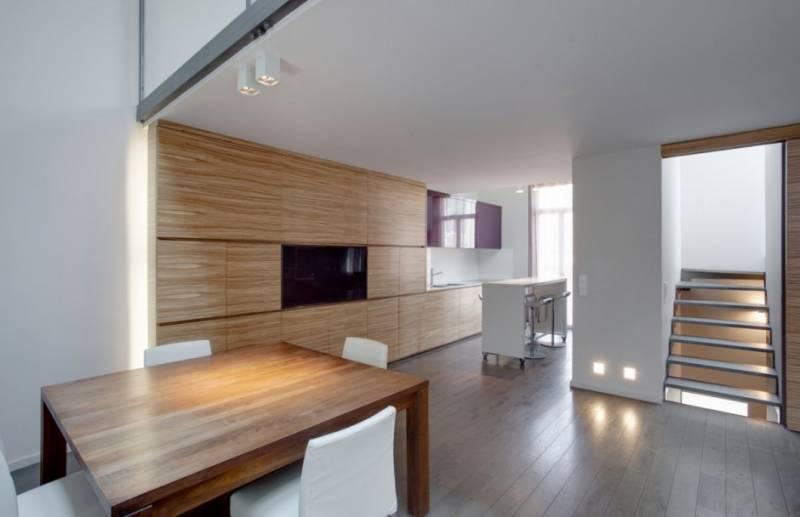 Дизайн интерьера дома в стиле минимализм фото