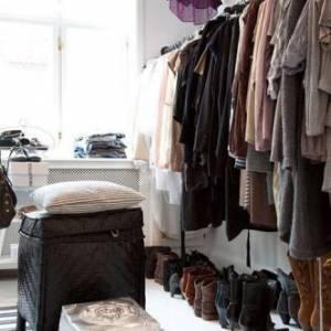 дизайн гардеробной в квартире фото реальные #8